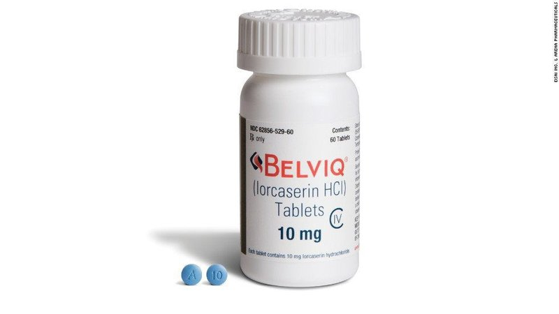 Thuốc belviq