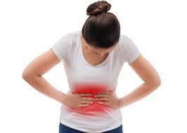 Tiểu máu, đau bụng dưới rốn bên phải là bị làm sao?