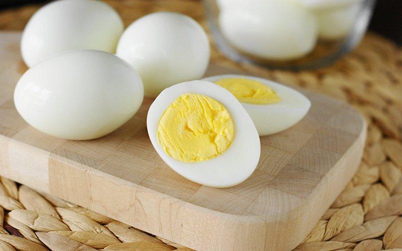 ăn trứng khá an toàn trong thai kỳ