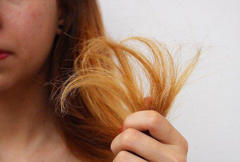 hồi phục tóc xơ