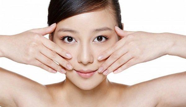 Massage mắt kiểu nhật