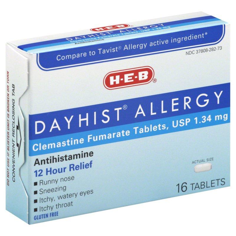 Thuốc Dayhist Allergy