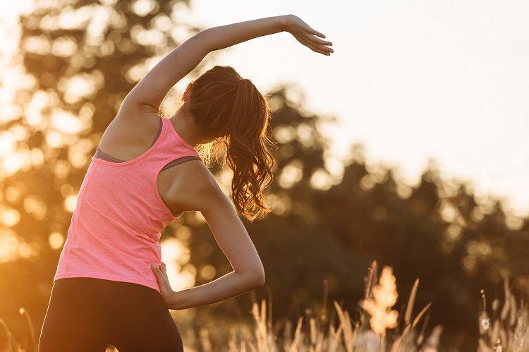Tập luyện sau hút mỡ bụng