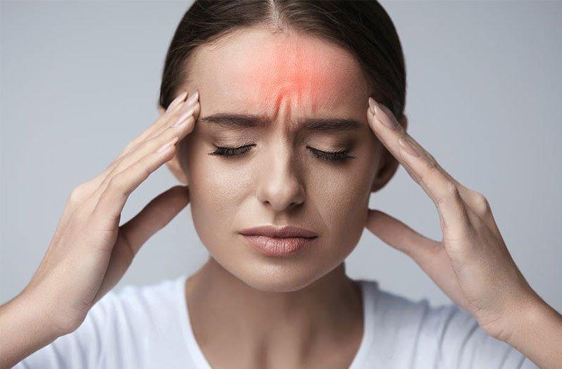 Cách giảm đau đầu nhanh chóng