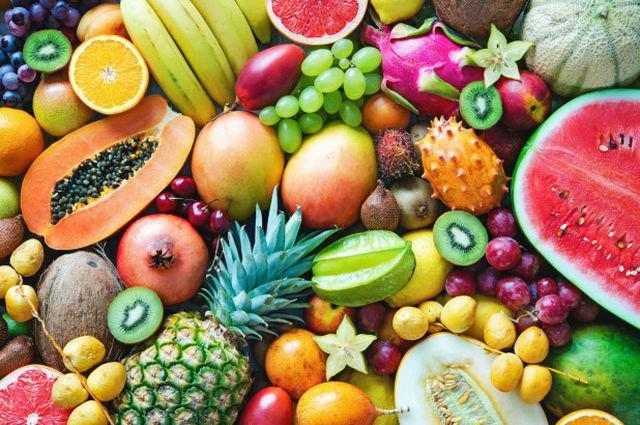 Trái cây tốt cho người mắc bệnh ung thư