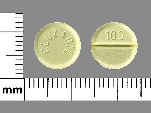 Thuốc Clozaril