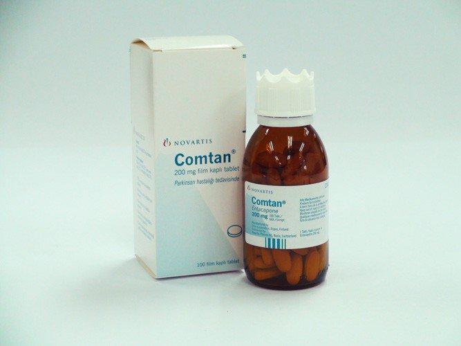 Thuốc Comtan