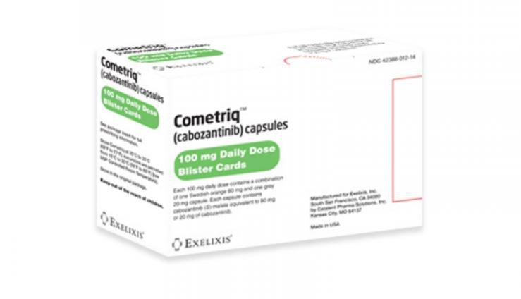 Thuốc Cometriq