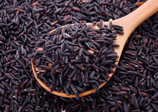 Gạo đen