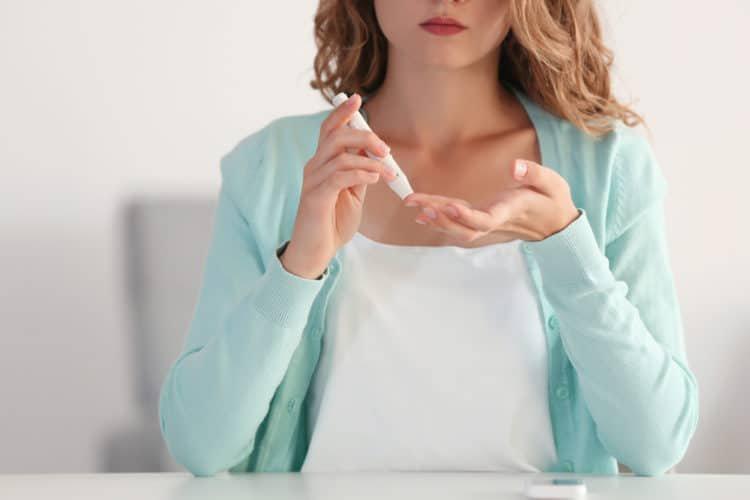 Tiểu đường ở phụ nữ