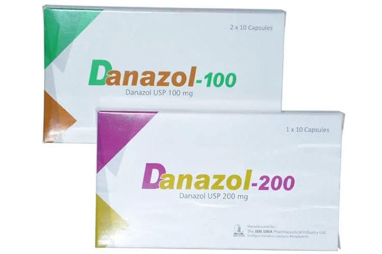 Thuốc Danazol