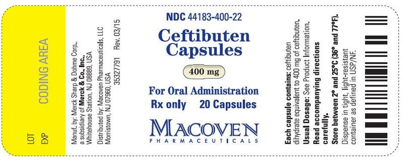 Thuốc Ceftibuten