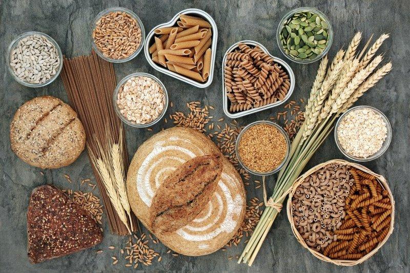 Ngũ cốc nguyên hạt ăn liền