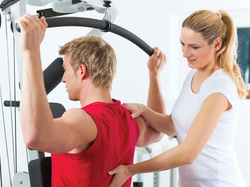 Tập thể dục sau chấn thương