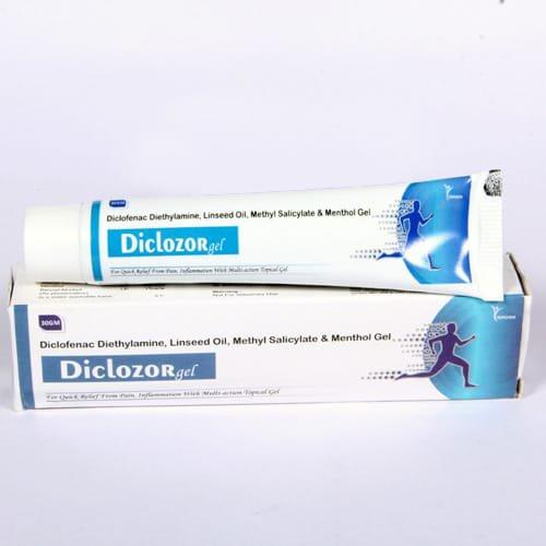 Thuốc Diclozor: Công dụng, chỉ định và lưu ý khi dùng