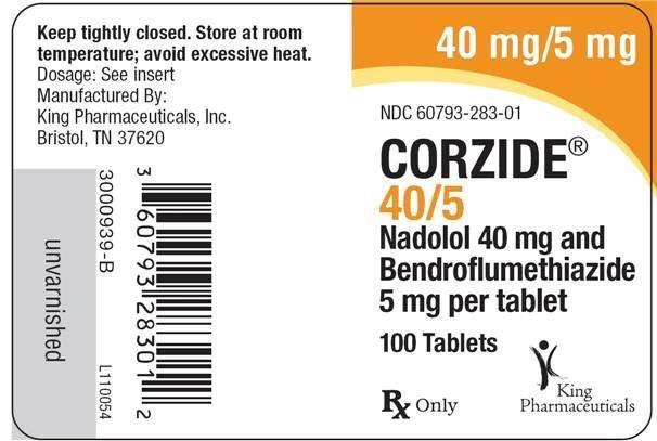 Thuốc Corzide