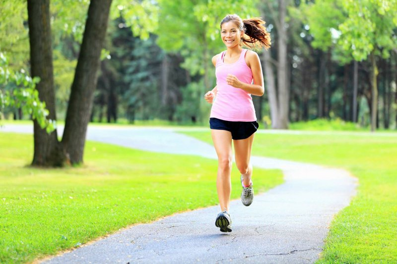 Hưng phấn thần kinh sau chạy bộ