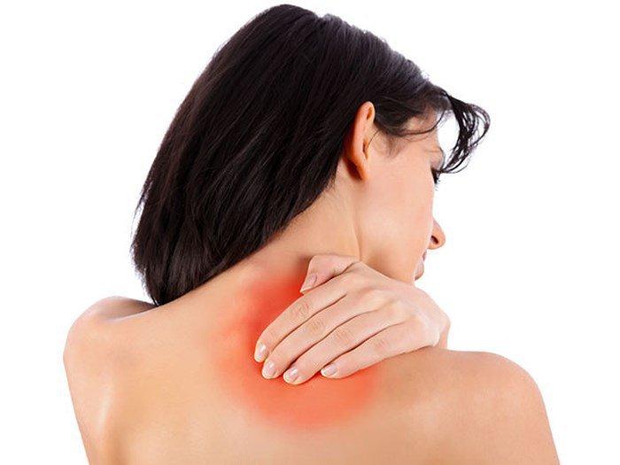 Nguyên nhân và điều trị chứng đau cổ