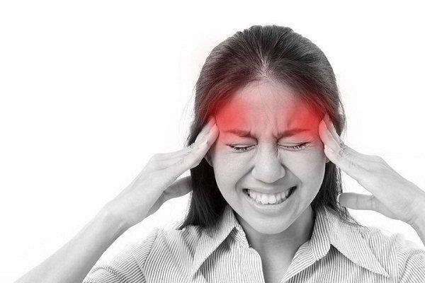 Các điểm gây áp lực cho chứng đau đầu