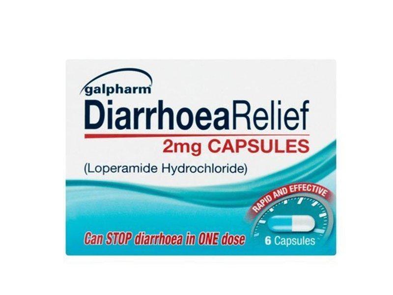 Thuốc Diarrhea