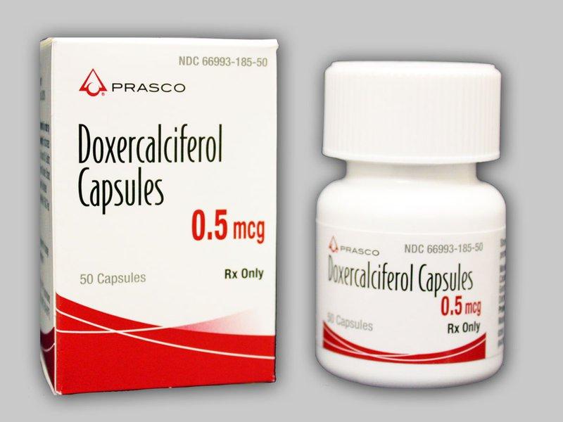 Thuốc Doxercalciferol