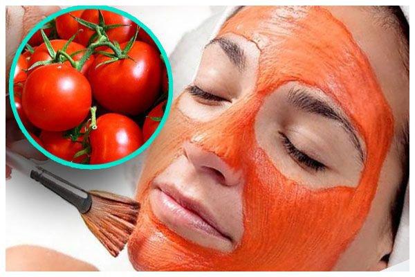 Đắp mặt nạ cà chua có tác dụng gì?