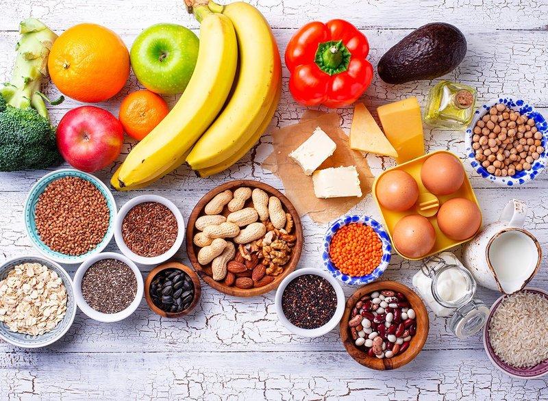 chất dinh dưỡng thực vật