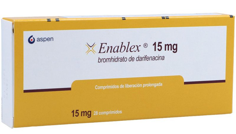 Thuốc Enablex