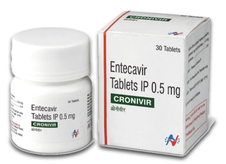 Thuốc Entecavir