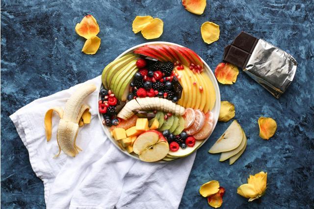 Ăn kiêng với trái cây