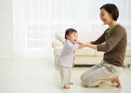 Cách tập đi cho bé trai 14 tháng như thế nào?