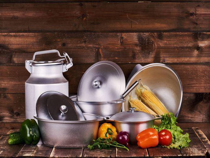 các dụng cụ nấu ăn