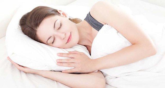 cách ngủ nhanh và ngon