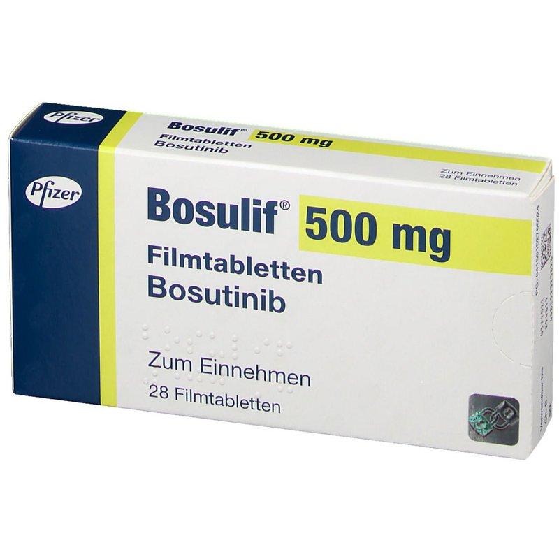 Thuốc Bosulif