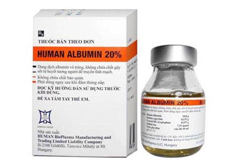 Truyền Albumin điều trị thận hư nhưng Albumin không tăng là do đâu?