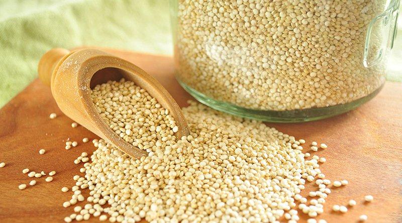 11 lợi ích sức khỏe đã được chứng minh của hạt Quinoa