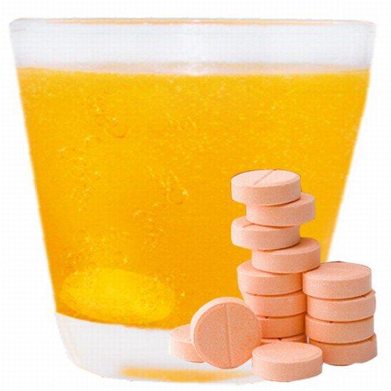 Cách sử dụng vitamin C dạng viên sủi?