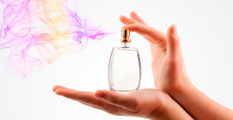 Nước hoa trong mỹ phẩm
