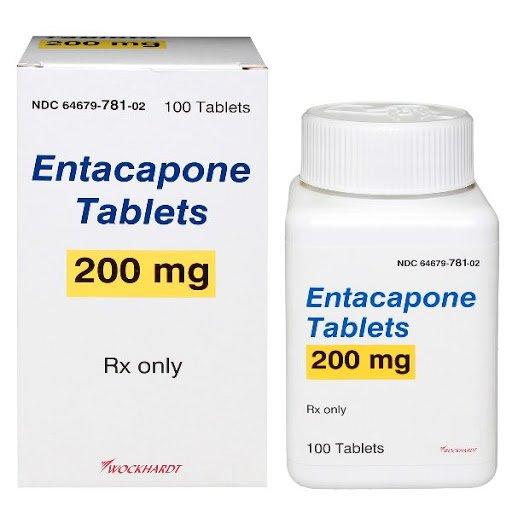 Thuốc Entacapone