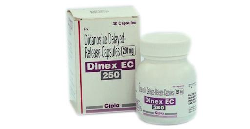 Thuốc Didanosine: Công dụng, chỉ định và lưu ý khi dùng