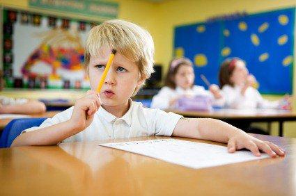 trẻ thiếu tập trung