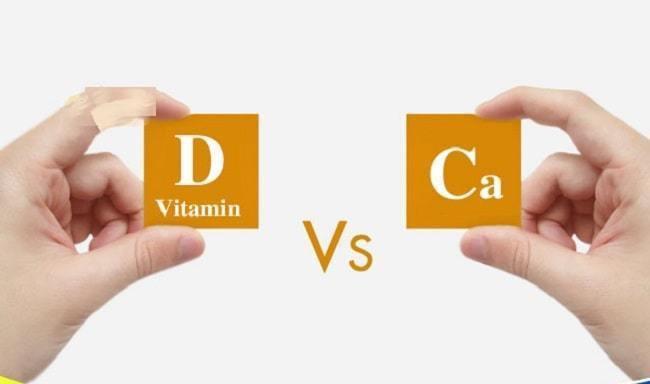 Bổ sung vitamin d và canxi cho trẻ