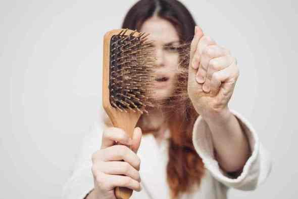 Mức Ferritin (protein dự trữ sắt) thấp có gây rụng tóc không?