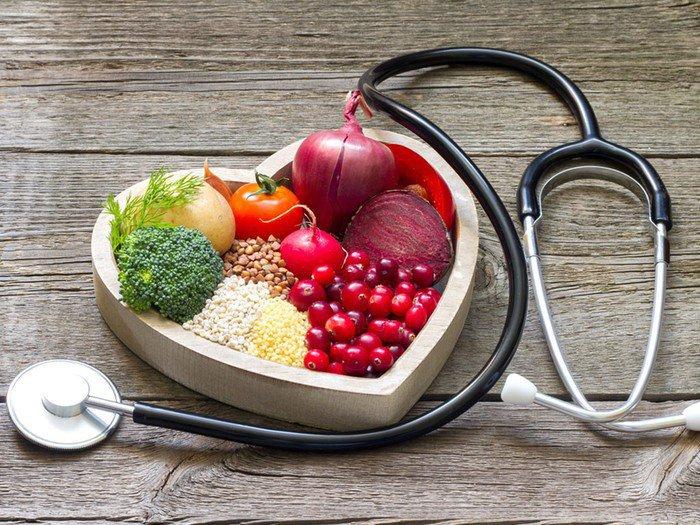 Chế độ ăn kiêng cho bệnh tim: Ảnh hưởng của rượu, canxi