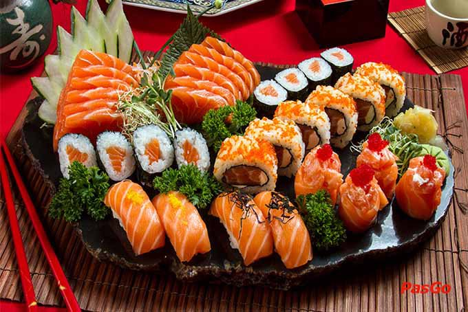 Ăn sushi: Lành mạnh hay không lành mạnh?