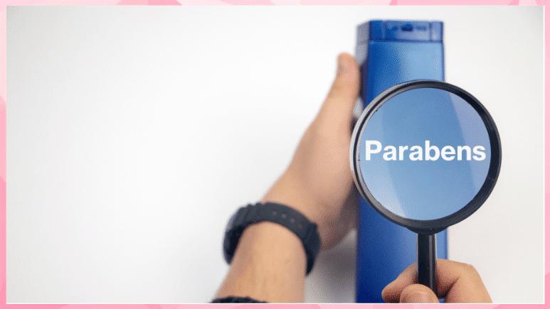 Thành phần Paraben trong mỹ phẩm