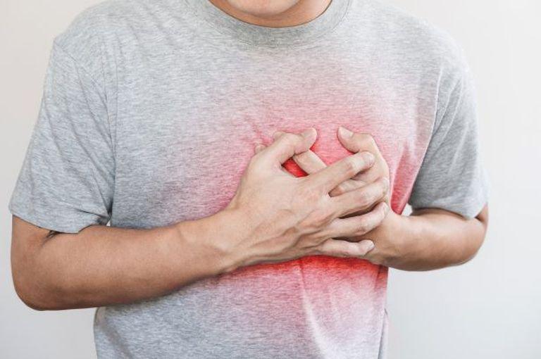 Dấu hiệu cảnh báo cơn đau tim