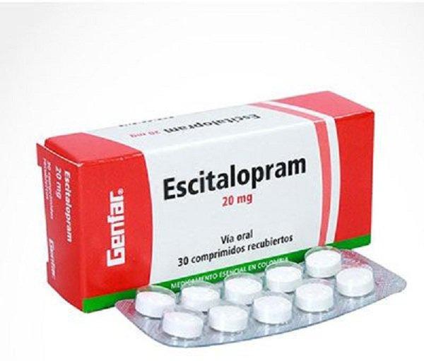 Thuốc Escitalopram