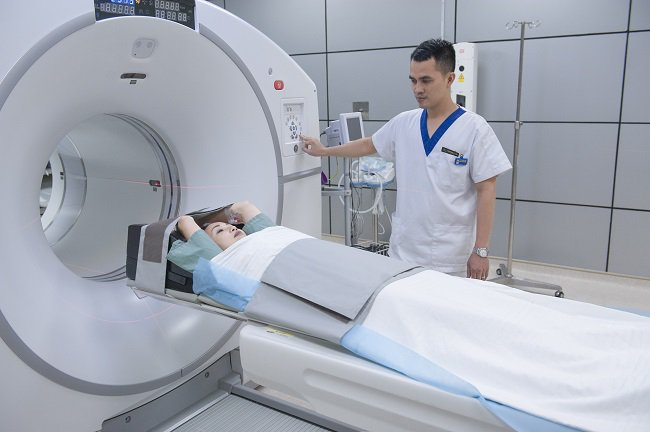 Chụp PET phổi