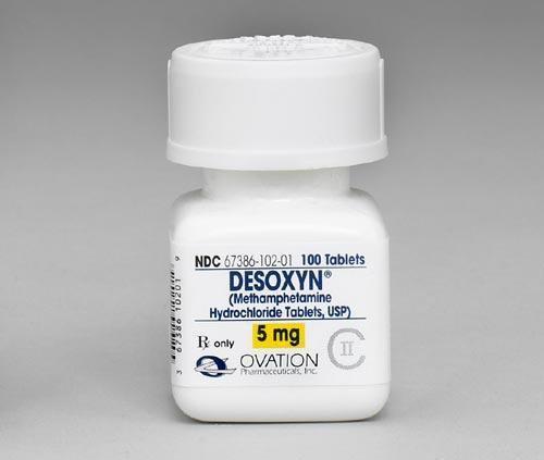 Thuốc Desoxyn